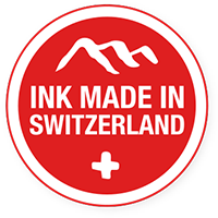 Ink made in Switzerland